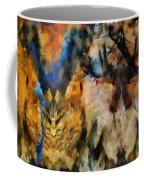 Self Aware Coffee Mug by Dan Sproul