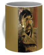 Self Portrait, C.1865 Panel Coffee Mug
