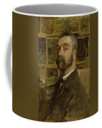 Self Portrait, C.1884 Coffee Mug