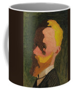 Self Portrait Coffee Mug by Edouard Vuillard