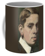 Self Portrait Coffee Mug by Francis Campbell Boileau Cadell