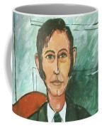 1st Self Portrait Age 33 Coffee Mug