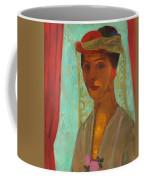 Self Portrait With Hat And Veil Coffee Mug