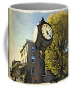 Sellersville Time Coffee Mug