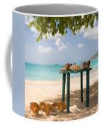 Selling Shells Coffee Mug