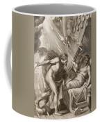 Semele Is Consumed By Jupiters Fire Coffee Mug