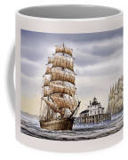Semi-ah-moo Lighthouse Coffee Mug