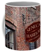 Seneca Harbor Wine Center Coffee Mug
