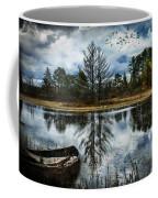 Seney And The Rowboat Coffee Mug