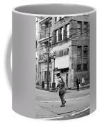 Senior Steps  Coffee Mug