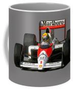 Senna '89 Coffee Mug