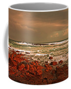 Sennen Storm Coffee Mug by Linsey Williams