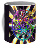 Sense Creation Five Coffee Mug