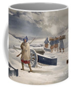 Sentinel Of The Zouaves, Plate From The Coffee Mug