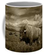 King Of The Herd Coffee Mug