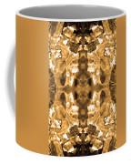 Sepia Bag Fairies 2 Coffee Mug