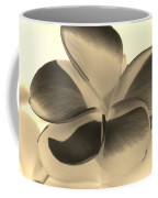 Sepia Bloom Negative Coffee Mug