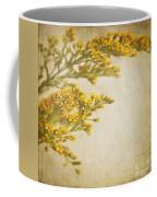 Sepia Gold Coffee Mug