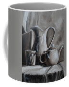 Sepia Still Life Coffee Mug