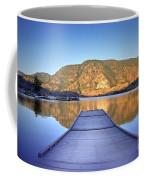 September 1st At Skaha Lake Coffee Mug