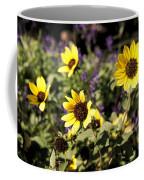September Yellow Coffee Mug