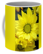 September Yellow Coffee Mug