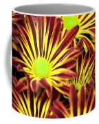 September's Radiance In A Flower Coffee Mug