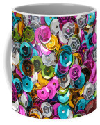 Sequins Abstract Coffee Mug