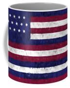 Serapis Flag Coffee Mug by World Art Prints And Designs