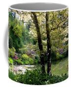 Serene Garden Retreat Coffee Mug