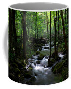 Serene Greenbrier Area Stream  Coffee Mug