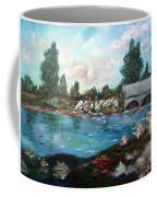 Serene River Coffee Mug