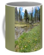 Serene Stream Coffee Mug