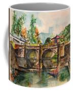 Serene Walkway Coffee Mug