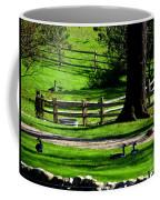 Serenity At Tashmoo Farm Coffee Mug