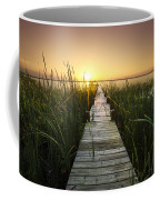 Serenity At The Lake Coffee Mug