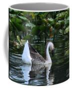 Serenity Swim Coffee Mug