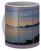 Serenity Tryptych Coffee Mug