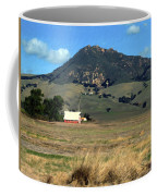 Serenity Under Bishops Peak Coffee Mug