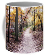 Serenity Walk In The Woods Coffee Mug