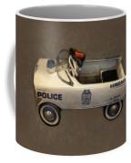 Sergeant Pedal Car Coffee Mug