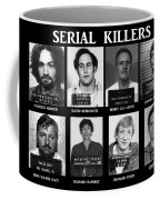 Serial Killers - Public Enemies Coffee Mug