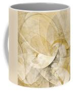 Series Abstract Art In Earth Tones 1 Coffee Mug