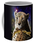 First In The Big Cat Series - Cheetah Coffee Mug