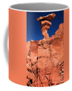 Serpent On The Cliff Coffee Mug