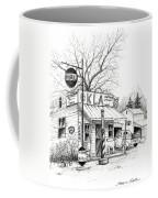 Service Station Coffee Mug