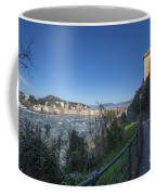 Sestri Levante And A Street Coffee Mug