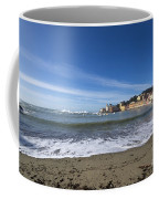 Sestri Levante And Beach Coffee Mug