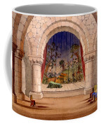 Set Design For Hamlet By William Coffee Mug