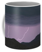 Seven Springs Lightning Strikes Coffee Mug by James BO  Insogna